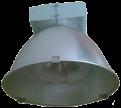 Индукционные лампы светильники ИСП 12-200 с лампой и ПРА
