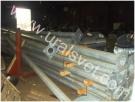 Опора восьмигранная ОГКф-5,0 фланцевая была отгружена в количестве 135 штук в город Тюмень