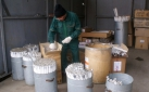 Прием, хранение и утилизация энергосберегающих ламп
